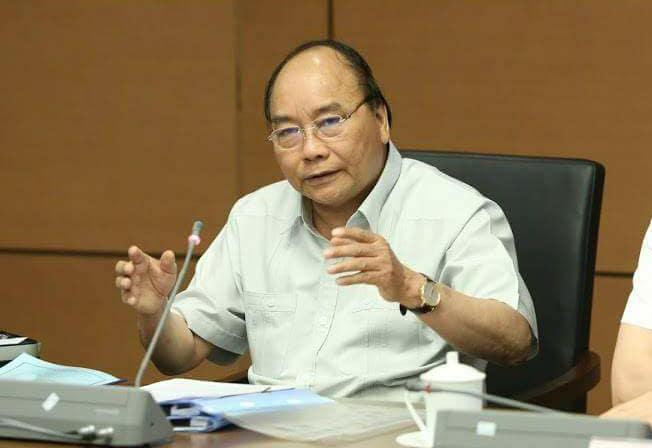 Thủ tướng,Nguyễn Xuân Phúc,công an,phong tướng,tướng công an,luật công an nhân dân