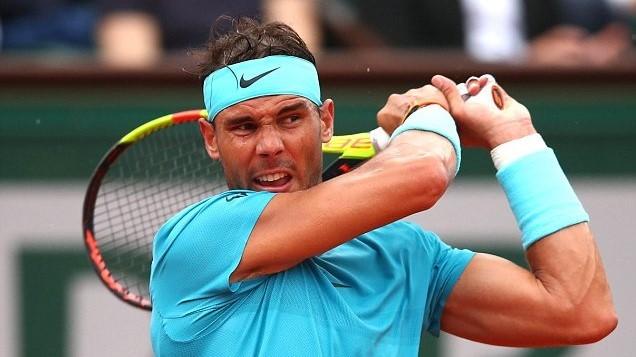 Nadal,Schwartzman,Roland Garros 2018