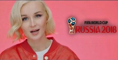Bài hát chính thức của World Cup 2018 - Đội 2018