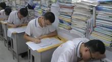 Cuộc đua của 10 triệu học sinh Trung Quốc