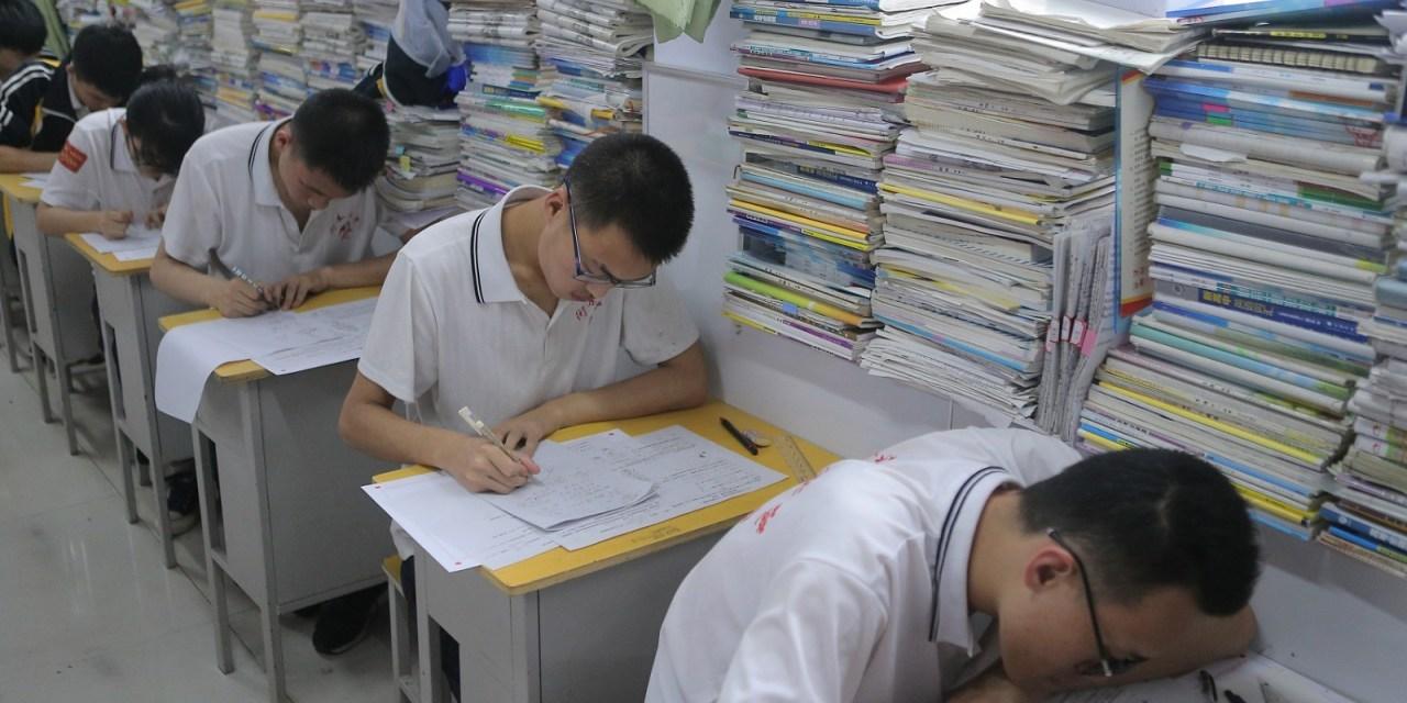gaokao,thi đại học