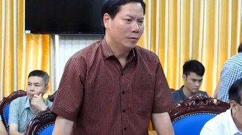 Cựu GĐ bệnh viện tỉnh Hòa Bình Trương Quý Dương trở về từ Canada