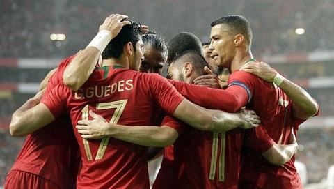 Bồ Đào Nha 3-0 Algeria