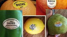 Đừng bao giờ mua trái cây mã code bắt đầu bằng số 8: Sự thật đáng sợ