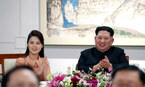 Hé mở hình ảnh cuộc sống của vợ chồng Kim Jong Un