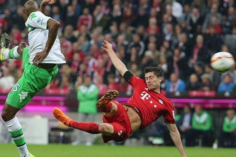 Lewandowski và 10 tuyệt phẩm Bundesliga