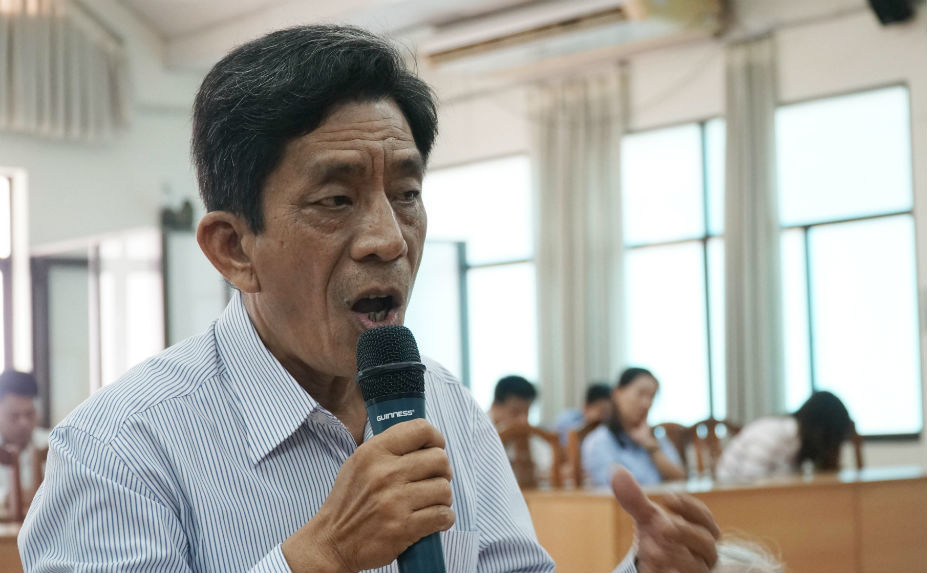 Dân Thủ Thiêm sẵn sàng 'gỡ rối' cùng chính quyền TP.HCM