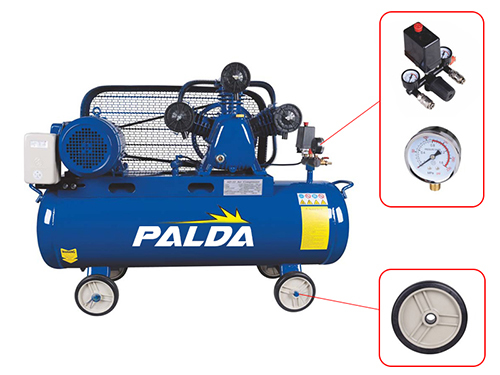Lý do máy nén khí Palda được ưa chuộng