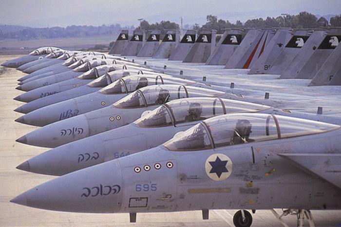 Ngày này năm xưa: Trận không chiến dữ dội của nhà nước Do Thái