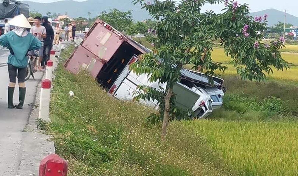 tai nạn,Nghệ An,tai nạn giao thông