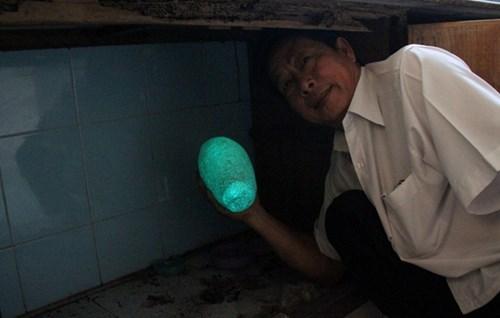 Mua hòn đá vệ đường 50 ngàn, người đàn ông Nam Định được báu vật 5 tỷ