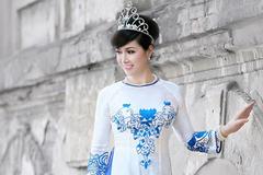 Bùi Bích Phương chấm thi Hoa hậu Việt Nam 2018