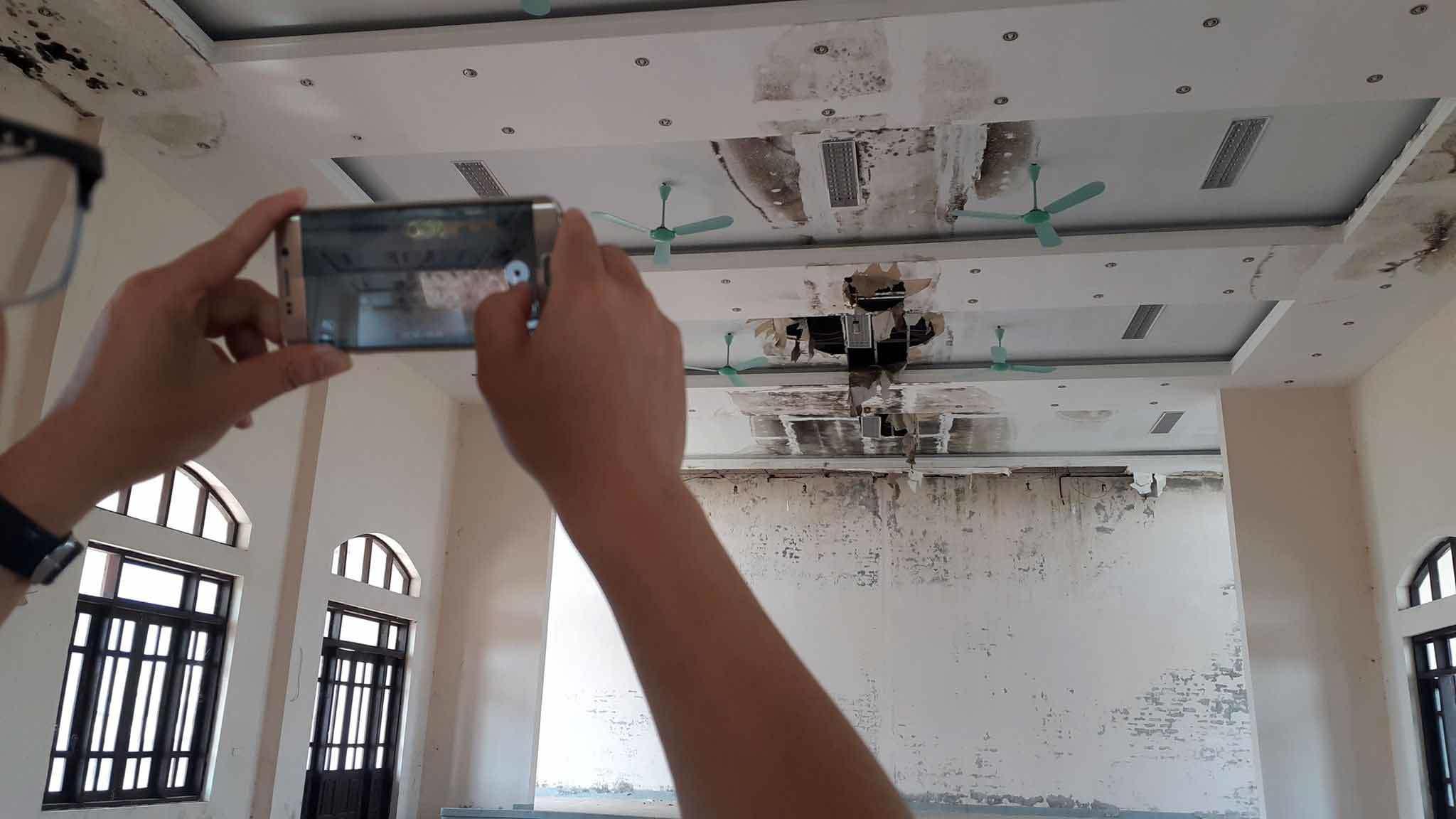 công trình bỏ hoang,Hà Tĩnh