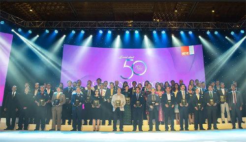 Đất Xanh - Top DN BĐS kinh doanh hiệu quả nhất VN