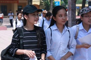 Đề thi vào lớp 10 chuyên Văn ở Hà Nội năm 2018