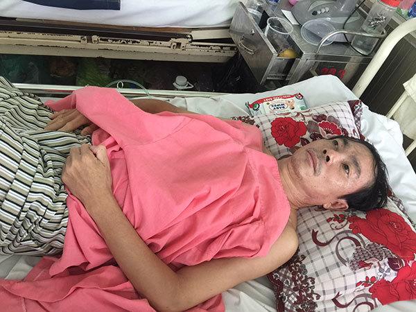 u tủy cổ,phẫu thuật,ung thư máu,hoàn cảnh khó khăn,từ thiện vietnamnet