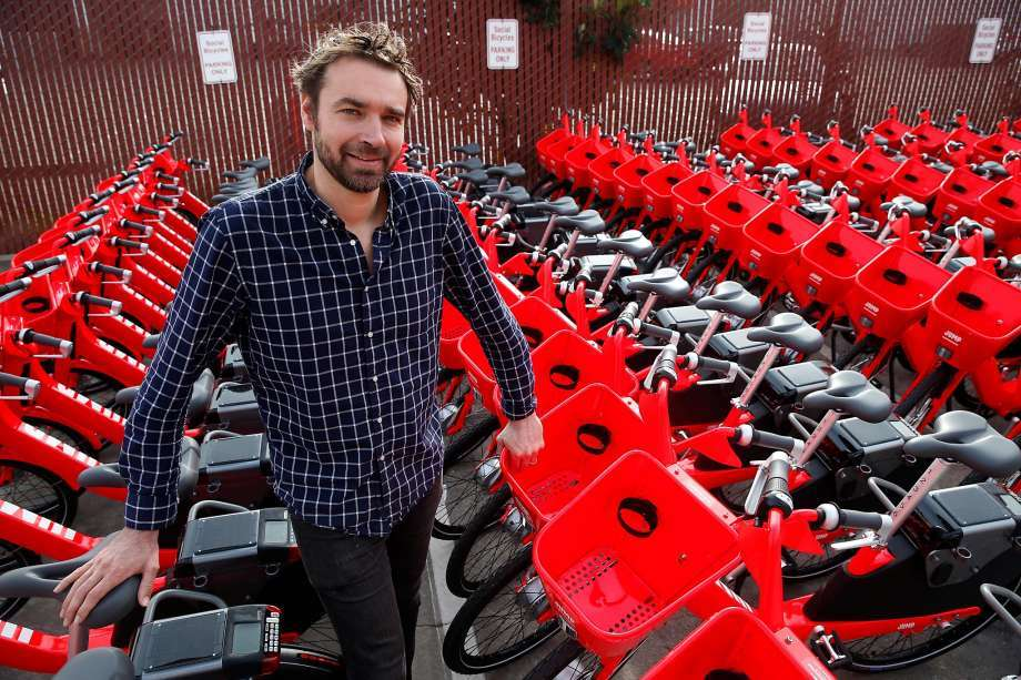 Uber Jump - ứng dụng chia sẻ xe đạp tấn công thị trường Châu Âu