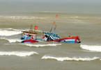 Đâm va với 'tàu lạ', 5 ngư dân trên tàu cá Khánh Hòa rơi xuống biển