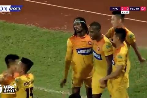 Hải Phòng 2-0 FLC Thanh Hóa