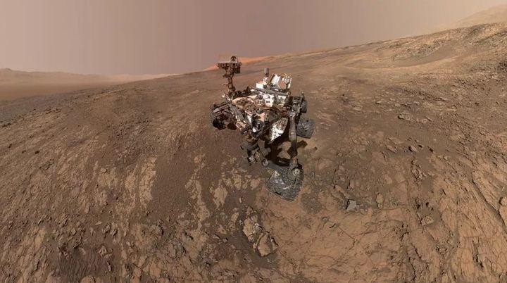Curiosity,Sao Hỏa,NASA