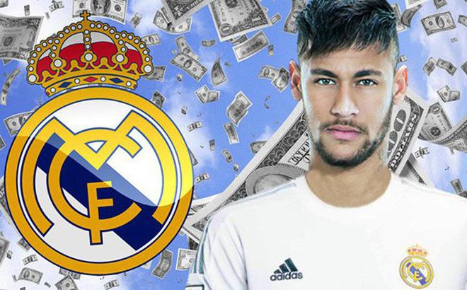 Real 'nổ' siêu hợp đồng Neymar, MU tức tốc ký Ronaldo