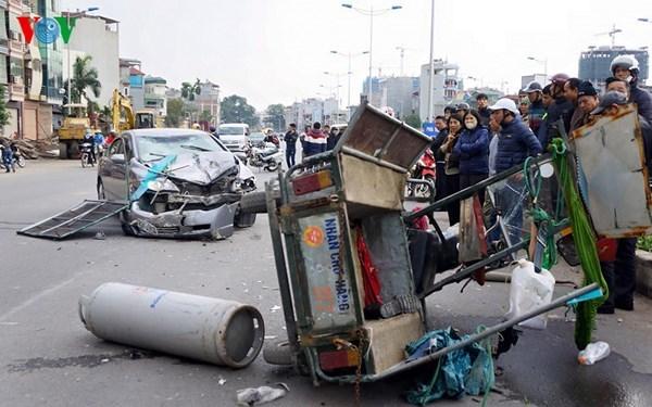 Hàng ngàn xe 3 bánh sẽ bị thu hồi, tiêu hủy