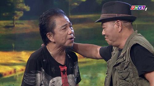 Vũ Thanh cùng Hồng Tơ đưa nhau đi trốn