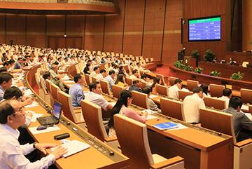 Trình Quốc hội xem xét thông qua luật về đặc khu vào cuối năm