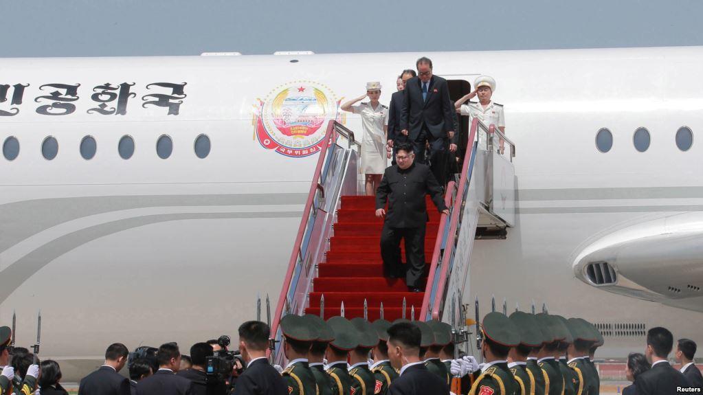 Kim Jong Un sẽ tới Singapore sớm