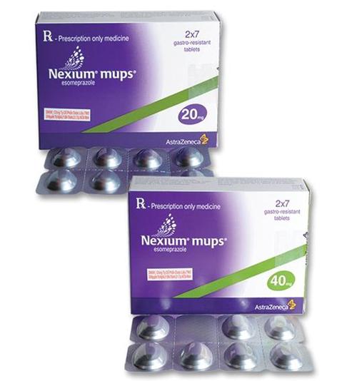 Phát hiện thuốc Nexium nhập lậu vào VN