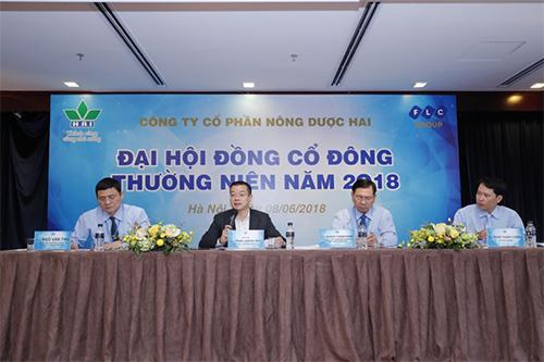 2018, nông dược HAI nhắm đích doanh thu 1.850 tỷ đồng
