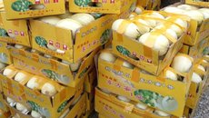 7.200 tấn dưa Trung Quốc tràn chợ: Coi chừng 3 loại dưa Tàu đội lốt hàng Việt