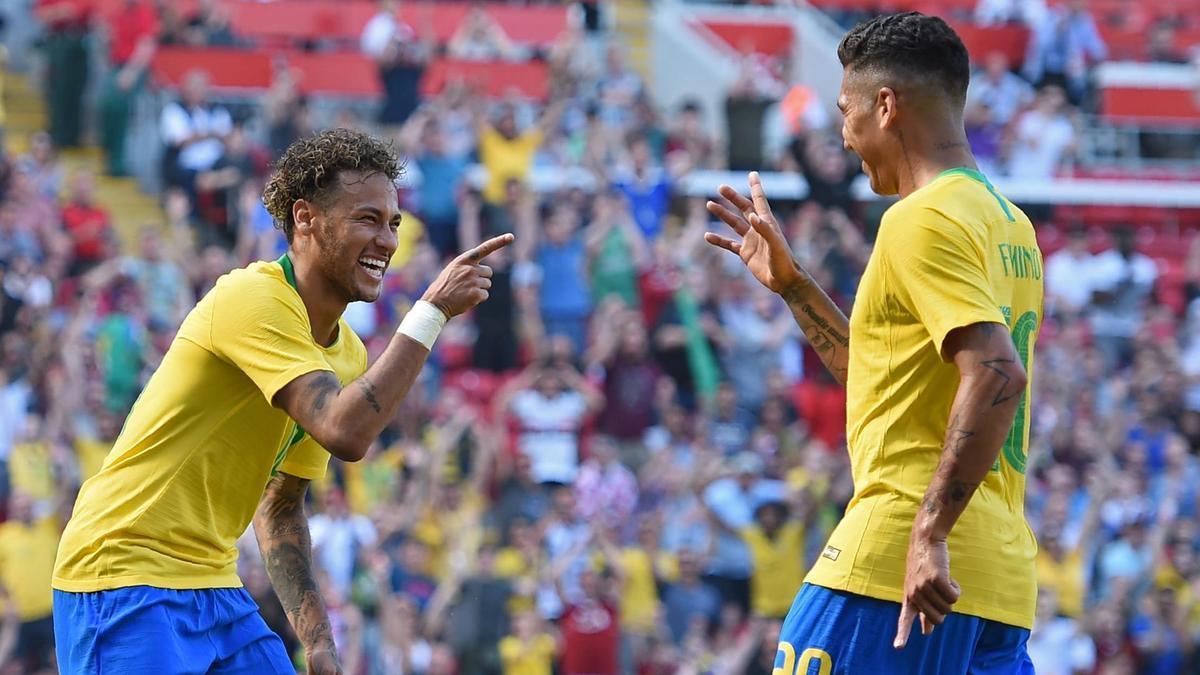 Real chốt xong Neymar, lấy luôn HLV trưởng Brazil