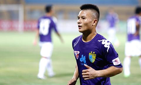 Video Quảng Nam 0-1 Hà Nội