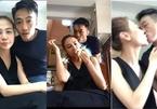 Cường Đôla hôn và gọi Đàm Thu Trang là vợ, tuyên bố livestream đám cưới