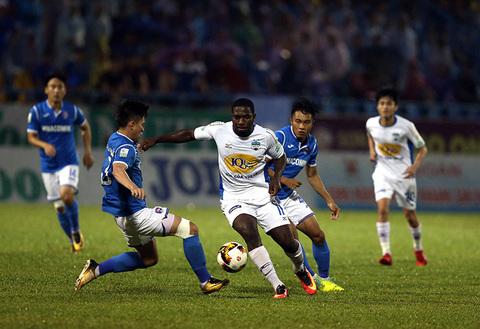 Video Than Quảng Ninh 3-0 HAGL