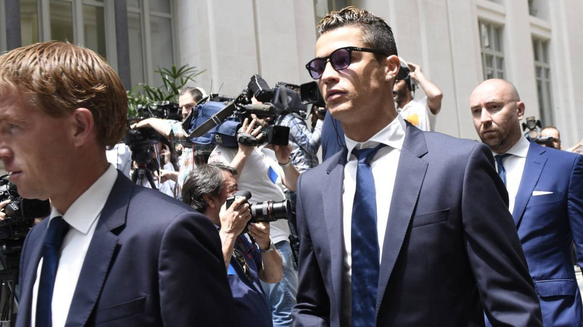 Ronaldo,Cristiano Ronaldo,trốn thuế,Bồ Đào Nha