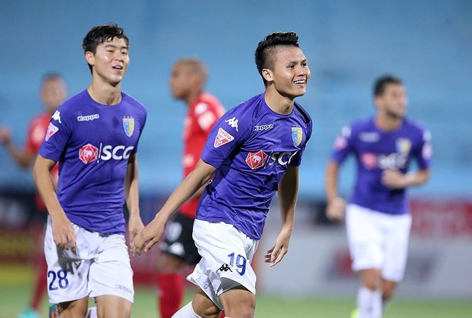 HLV Park Hang Seo,CLB Hà Nội,Quang Hải,U23 ViệtNam