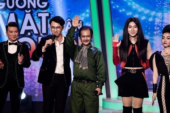 Đàm Vĩnh Hưng bái phục tài bắt chước của Hùng Thuận 'Đất Phương Nam'