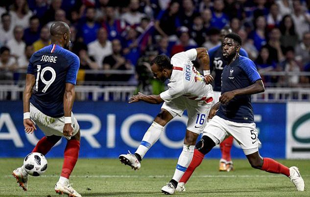 Mbappe lập công, Pháp 'hút chết' trước tuyển Mỹ