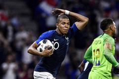 """Mbappe lập công, Pháp """"hút chết"""" trước tuyển Mỹ"""
