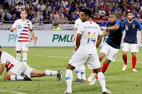 Video Pháp 1-1 Tunisia