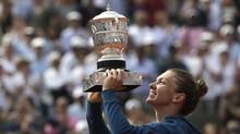 Lần đầu vô địch Roland Garros, Halep lập kỳ tích 40 năm