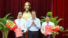 Bổ nhiệm nhân sự Cần Thơ, Quảng Ninh