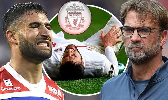 Liverpool,Nabil Fekir