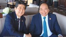 Hình ảnh Thủ tướng gặp gỡ các lãnh đạo thế giới
