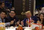 'Bản sao' Kim -Trump dự 'thượng đỉnh cua sốt ớt' ở Singapore