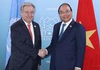 Thủ tướng: Việt Nam sẵn sàng đẩy mạnh hợp tác phát triển kinh tế biển