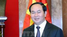 Chủ tịch nước: Thi đua yêu nước là động lực to lớn thúc đẩy phong trào cách mạng