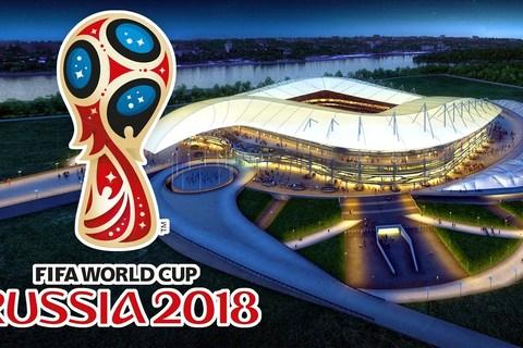 Các SVĐ ở World Cup 2018